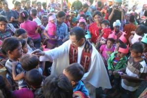 Berkat dan Sukacita Anak-Anak Merdeka